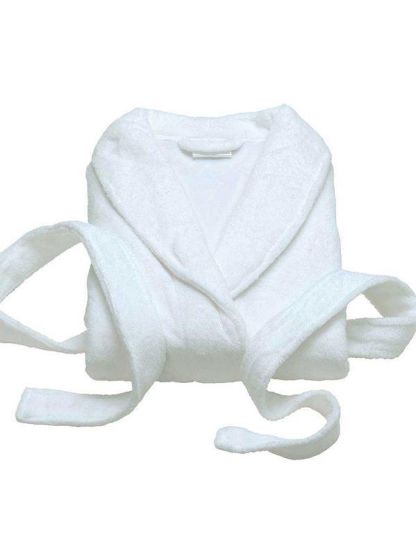 Hospitality & Home Microfibre Bath Robe